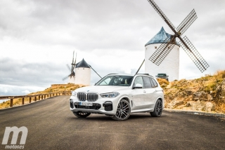 Foto 3 - Presentación BMW X5 2019