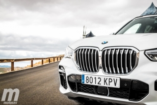 Presentación BMW X5 2019 Foto 8