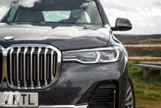 Foto 3 - Presentación BMW X7