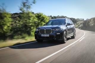 Presentación BMW X7 Foto 6