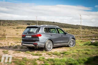 Presentación BMW X7 Foto 7