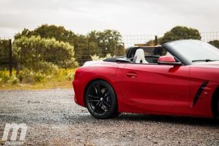 Presentación BMW Z4 Roadster 2019 Foto 8