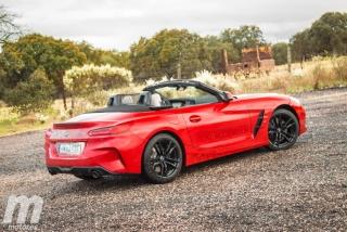 Presentación BMW Z4 Roadster 2019 Foto 13