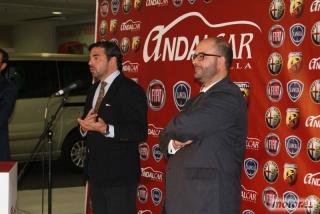 Presentación Fiat Panda 2012 de la mano de Andalcar Foto 1