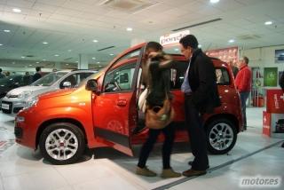 Presentación Fiat Panda 2012 de la mano de Andalcar Foto 13