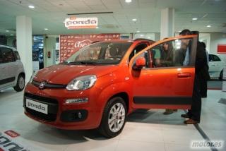 Presentación Fiat Panda 2012 de la mano de Andalcar Foto 2