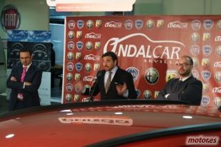 Presentación Fiat Panda 2012 de la mano de Andalcar Foto 27