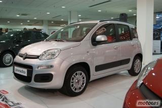 Presentación Fiat Panda 2012 de la mano de Andalcar Foto 4