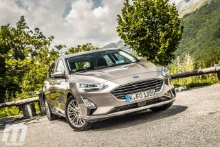 Presentación Ford Focus 2018 - Foto 1
