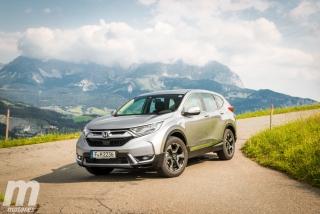 Presentación Honda CR-V 2019 Foto 1