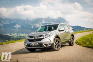 Presentación Honda CR-V 2019 Foto 2