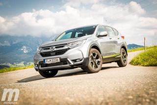 Presentación Honda CR-V 2019 Foto 3