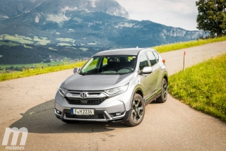 Presentación Honda CR-V 2019 Foto 4