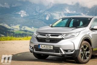 Presentación Honda CR-V 2019 Foto 5