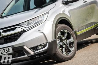 Presentación Honda CR-V 2019 Foto 6