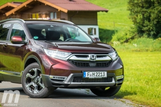 Presentación Honda CR-V 2019 Foto 12