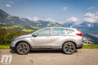 Presentación Honda CR-V 2019 Foto 16