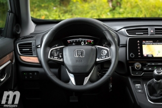 Presentación Honda CR-V 2019 Foto 35