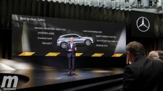 Presentación Internacional Mercedes-Benz GLC Foto 4