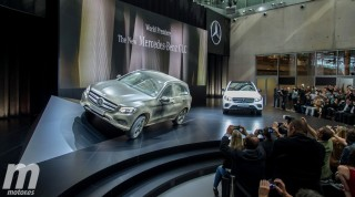 Presentación Internacional Mercedes-Benz GLC Foto 6