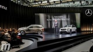 Presentación Internacional Mercedes-Benz GLC Foto 7