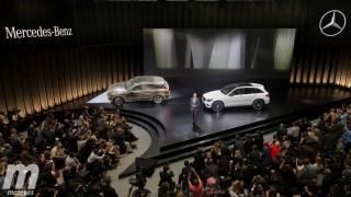 Presentación Internacional Mercedes-Benz GLC Foto 8