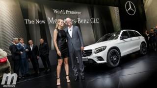 Presentación Internacional Mercedes-Benz GLC Foto 10