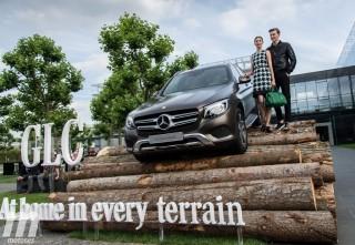 Presentación Internacional Mercedes-Benz GLC Foto 11