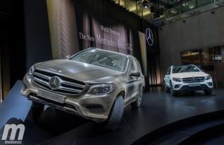 Presentación Internacional Mercedes-Benz GLC Foto 13