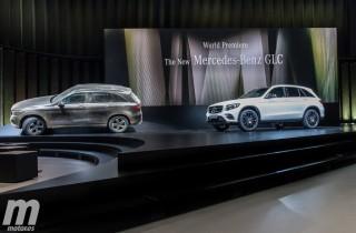 Presentación Internacional Mercedes-Benz GLC Foto 14