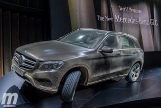 Presentación Internacional Mercedes-Benz GLC Foto 5