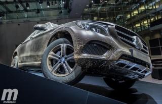 Presentación Internacional Mercedes-Benz GLC Foto 16