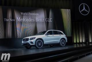 Foto 1 - Presentación Internacional Mercedes-Benz GLC