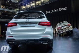 Presentación Internacional Mercedes-Benz GLC Foto 18