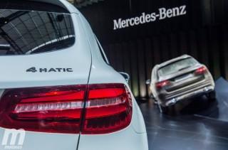 Presentación Internacional Mercedes-Benz GLC Foto 19