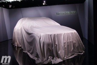 Presentación Internacional Mercedes-Benz GLC Foto 20