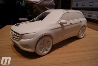Presentación Internacional Mercedes-Benz GLC Foto 25