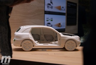 Presentación Internacional Mercedes-Benz GLC Foto 26