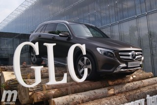 Presentación Internacional Mercedes-Benz GLC Foto 27