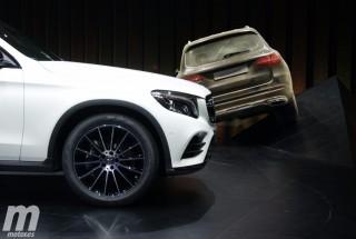 Presentación Internacional Mercedes-Benz GLC Foto 28