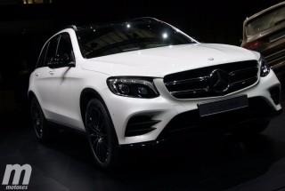 Presentación Internacional Mercedes-Benz GLC Foto 29