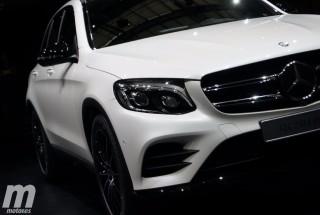 Presentación Internacional Mercedes-Benz GLC Foto 30