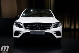 Presentación Internacional Mercedes-Benz GLC Foto 31