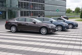 Presentación Internacional Lexus GS 450h Foto 2