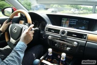 Presentación Internacional Lexus GS 450h Foto 11