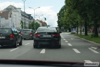 Presentación Internacional Lexus GS 450h Foto 15