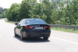 Presentación Internacional Lexus GS 450h Foto 3