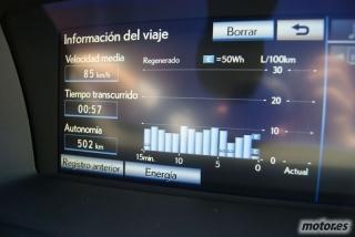 Presentación Internacional Lexus GS 450h Foto 21