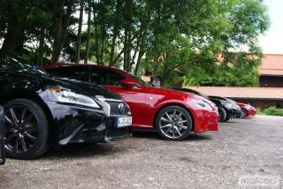 Presentación Internacional Lexus GS 450h Foto 25