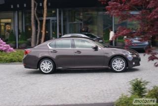 Presentación Internacional Lexus GS 450h Foto 29
